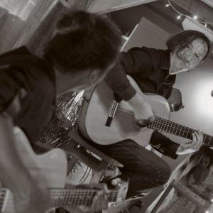 "Nicolas LOSSEN & Jorge MARTINEZ "" BIGUINE FLAMENCA"" @ Le Baiser Salé Jazz Club - PARIS"