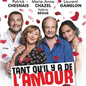 TANT QU'IL Y A DE L'AMOUR @ Casino d'Arras - ARRAS