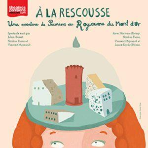 A LA RESCOUSSE ! @ Le Funambule Montmartre - PARIS