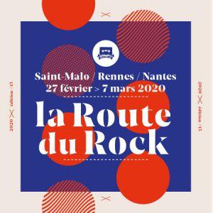 La Route Du Rock - Collection Hiver - Jeudi 5 Mars