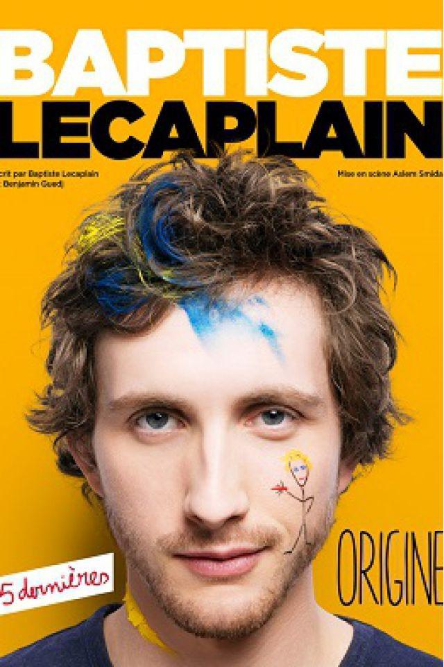 BAPTISTE LECAPLAIN @ LE BATACLAN - PARIS