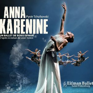 ANNA KARENINE @ AMPHITHEATRE CITE INTERNATIONALE - LYON