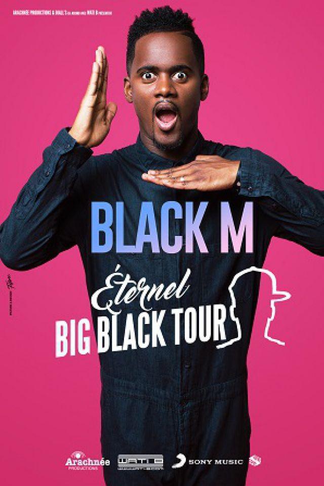 Concert BLACK M à PARIS 12 @ ACCORHOTELS ARENA - Billets & Places