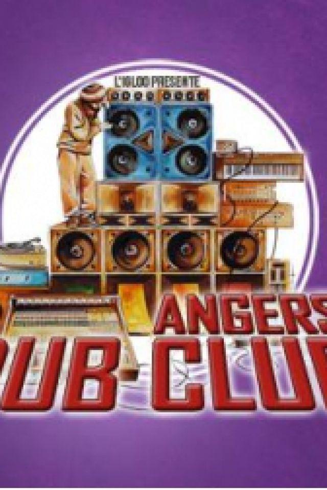 Concert Angers Dub Club#3: Channel One, Nyabin, Steppin Forward à Mûrs Erigné @ Salle Jean Carmet - Billets & Places