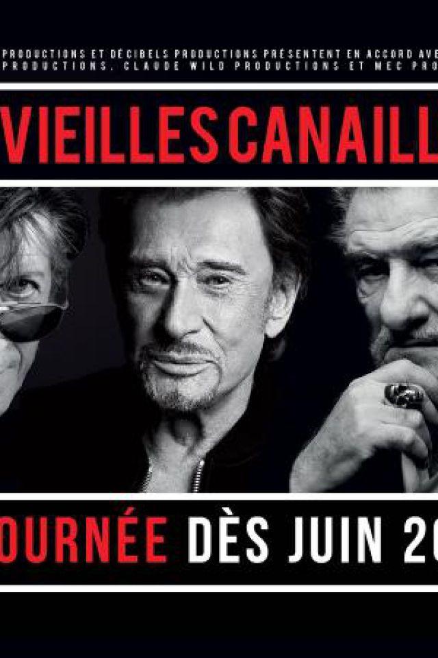 LES VIEILLES CANAILLES  @ THEATRE JEAN DESCHAMPS - CARCASSONNE