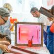 Atelier ALICE LEBLANC - LAROCHE: «Écriture et sérigraphie»