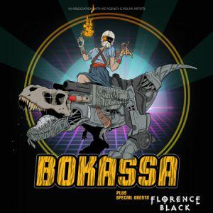 Bokassa + Florence Black