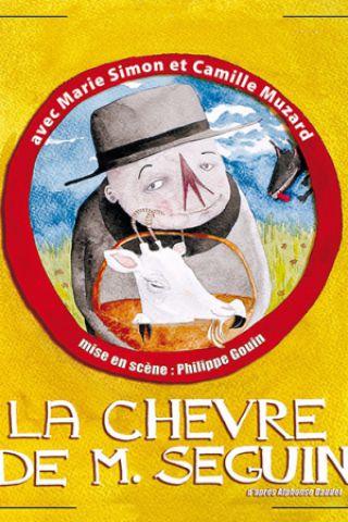 Billets La chèvre de Monsieur Seguin - Théâtre de Jeanne