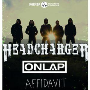 Headcharger + Onlap + Affidavit