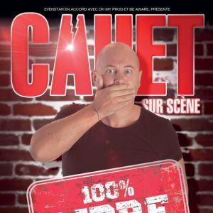 Cauet 100% Libre @ Auditorium Saint Michel - Les Sables d'Olonne
