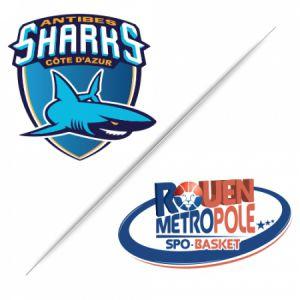 Antibes Sharks Vs Rouen