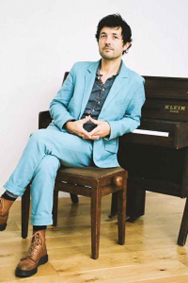 Albin de la Simone @ Paul B - Massy