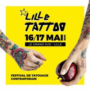 Lille Tattoo Festival 2020 | Pass 2 Jours