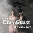 Concert CocoRosie au Trianon à Paris @ Le Trianon - Billets & Places