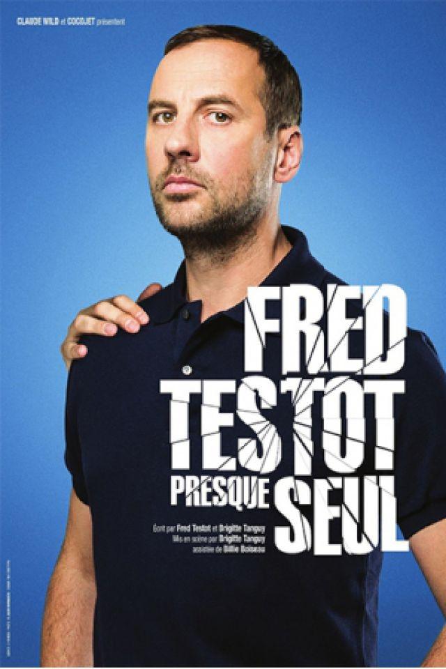 FRED TESTOT @ Le Splendid - Lille