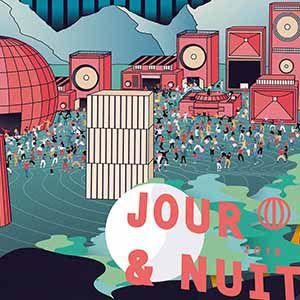 JOUR & NUIT 2018 / Ben UFO + Chloé Live + Kim Ann Foxman @ La Belle Electrique - GRENOBLE