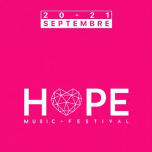 Hope Festival - Pass Week-End