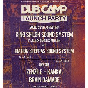 Dub Camp Launch Party #1