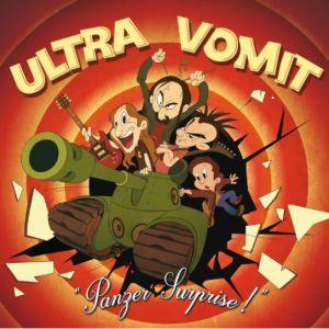 Concert Ultra Vomit + Tagada Jones à POITIERS @ Le Confort Moderne - Billets & Places