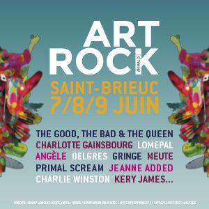 Festival Art Rock 2019 - Billet Grande Scene Vendredi