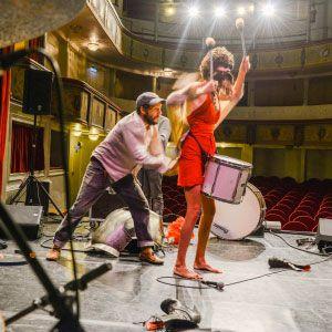 La Nuit Du Cirque : Cabaret Intime De La Crida Compagny