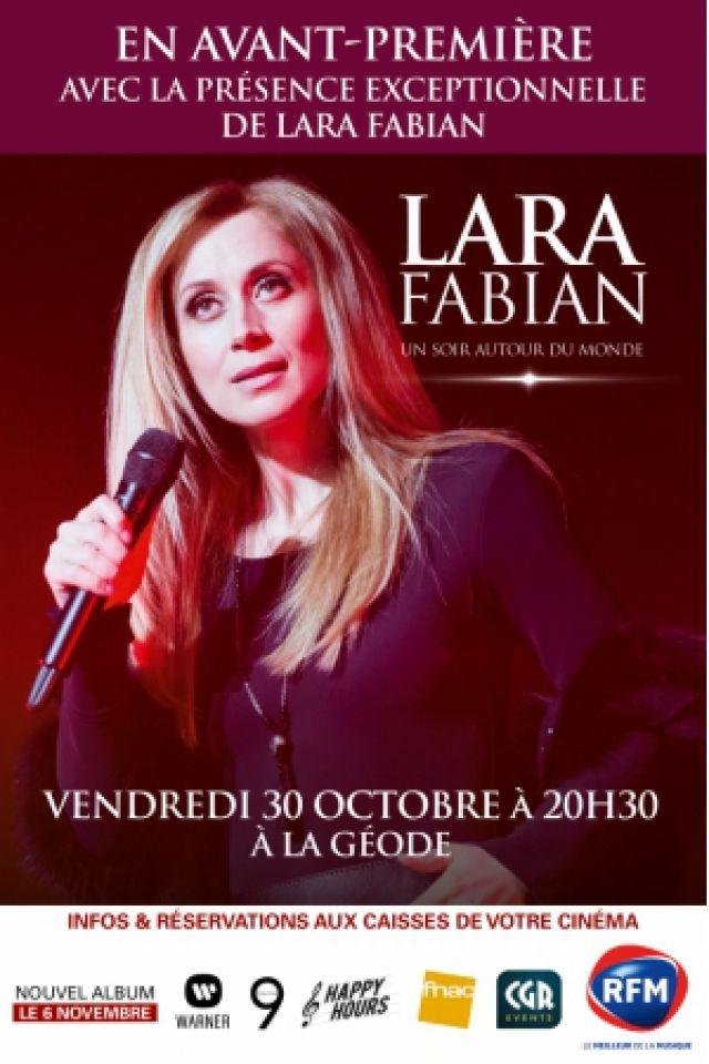 Concert Lara Fabian - Un Soir Autour du Monde à Paris @ La Géode - Billets & Places