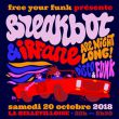 Affiche Breakbot & irfane all night long