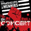 Concert Les Ramoneurs de Menhirs + Les Sales Majestés + 22 Longs Riffs