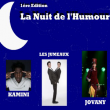 Spectacle La Nuit de l'Humour