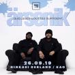 Concert ÄRSENIK à LYON @ Ninkasi Gerland / Kao - Billets & Places
