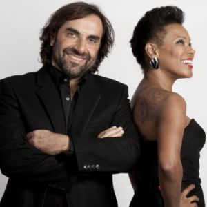 Andre Manoukian & China Moses