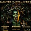 Festival NANTES METAL FEST 2018 - V7 au Ferrailleur !!! - JEUDI 6 DEC.