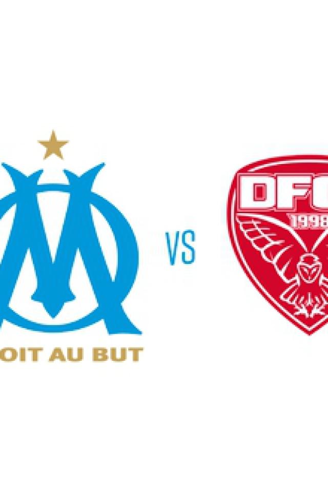Olympique de Marseille - Dijon FCO @ Orange Vélodrome - Marseille