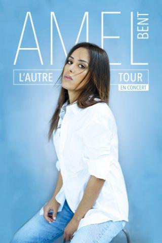 Concert AMEL BENT à FORGES LES EAUX @ L'ESPACE DE FORGES - Billets & Places