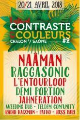 Festival Contraste et Couleurs - PASS 2 JOURS