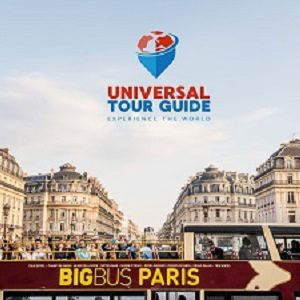Visite Panoramique de Paris en Big Bus @ Universal Tour Guide - PARIS