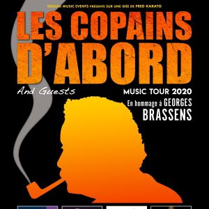 Les Copains D'abord - Hommage A Georges Brassens