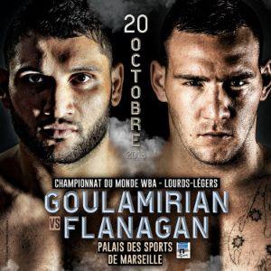 Championnats du monde WBA @ Palais des Sports - Marseille