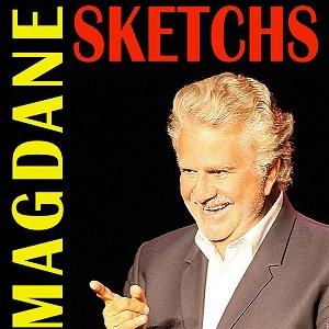 ROLAND MAGDANE Les Plus Grands Sketchs ! @ Halle aux Vins - Parc Expo - COLMAR