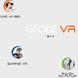 Géode VR : Le Parcours