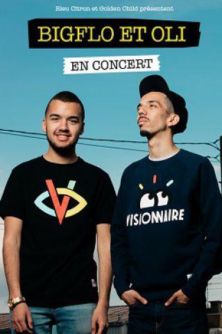 Concert BIGFLO ET OLI à PARIS @ ACCORHOTELS ARENA - Billets & Places