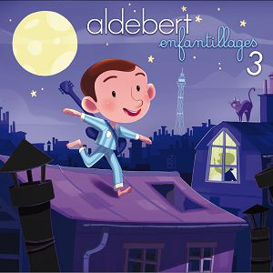 "ALDEBERT ""ENFANTILLAGES 3"" @ CARRE DES DOCKS LE HAVRE NORMANDIE - LE HAVRE"