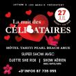 Soirée La nuit des célibataires à ARUE @ HOTEL LE PEARL BEACH - Billets & Places