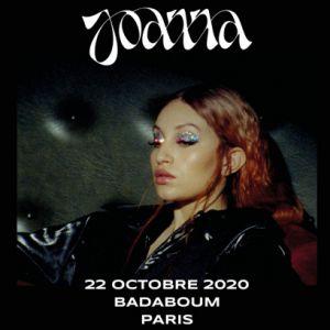 Joanna En Concert Au Badaboum