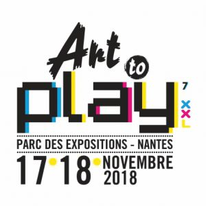 ART TO PLAY 2018 - BILLET JOUR @ Parc des Expositions de la Beaujoire - Nantes - NANTES