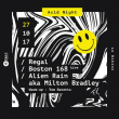Concert Acid Night : REGAL + BOSTON 168 + ALIEN RAIN aka MILTON BRADLEY.. à RAMONVILLE @ LE BIKINI - Billets & Places