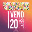 Festival LES VENDANGES MUSICALES - JEANNE ADDED / CORINE/DA BREAK à CHARNAY @ Place du Château - Billets & Places