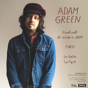 Adam Green + Guest