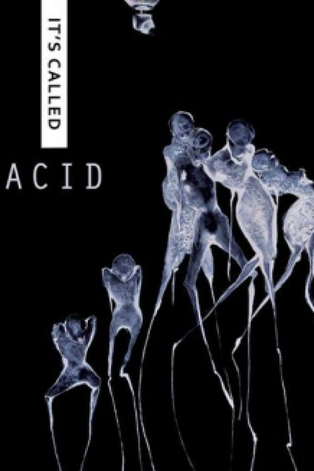 It's Called ACID #1 Miss Djax/ADC-303/AHXAT/? sur Sound System @ Glazart - PARIS 19