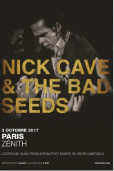Concert NICK CAVE AND THE BAD SEEDS